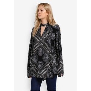 NWT! Free People Walking on a Dream Tunic.